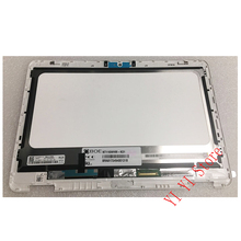 Lcd-Assembly Inspiron Glass-Replacement Dell for 11 3000 3168 3169 Digitizer WITH Frame