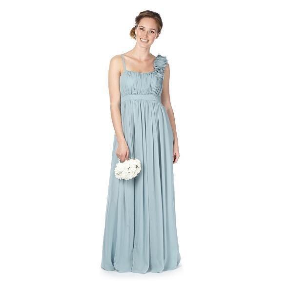 Vestido De Festa Longo Vestido De Madrinha De Casamento Party Elegant Long Bridesmaid Dresses 2018 New Fashion Free Shipping