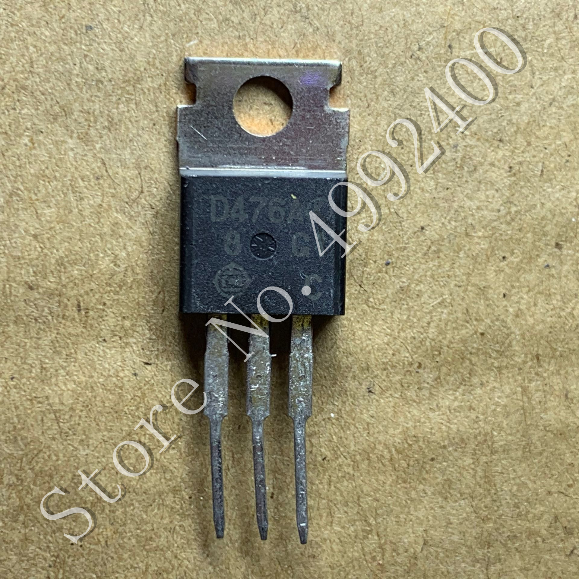 2SD476A TRANSISTOR TO-220 D476A