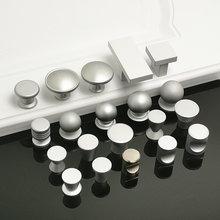 Небольшой алюминиевый ящик с одной ручкой кухонный шкаф мебель
