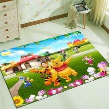 Welcome Waterproof Door Mat Cartoon  Mat Cute Kitchen Rugs Bedroom Carpets Decorative Stair Mats Home Decor Crafts