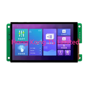 Image 3 - DMG80480C043_02W 4.3 인치 직렬 포트 화면 스마트 스크린 IPS 화면 좁은 테두리 24 비트 색상 DMG80480C043_02WTC DGUSⅡ 시스템