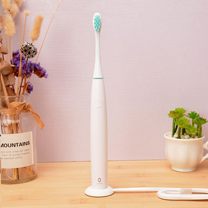 Image 2 - Oclean Top quality Sonic Electric toothbrush Rechargeable 40000 strokes/min Clean Whitening Oral Healthy Birthday Gift