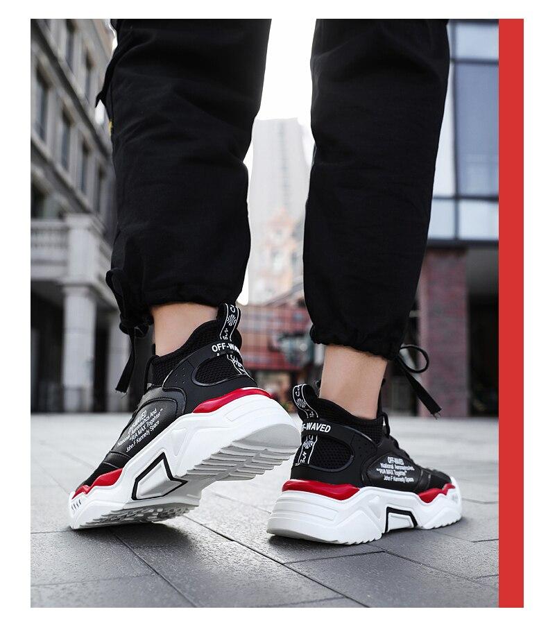 H9787beaded18462aa54062d604e5cf2eT Men's Casual Shoes Winter Sneakers Men Masculino Adulto Autumn Breathable Fashion Snerkers Men Trend Zapatillas Hombre Flat New