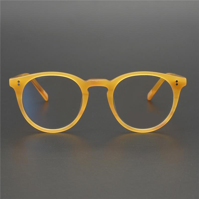 Винтажные оптические очки, оправа OV5183, очки о 'мэлли для женщин и мужчин, оправы для очков, очки по рецепту для близорукости-in Мужские очки кадры from Аксессуары для одежды on AliExpress - 11.11_Double 11_Singles' Day
