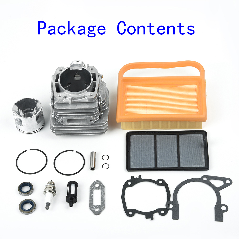High Quality Air Fuel Filter Cylinder Piston Set Spark Plug Kit For Stihl TS410 TS420 Durable And Practical
