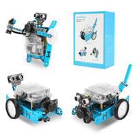 Makeblock Talkative Pet Robot add on Pack Designed for mBot, 3 in 1 Robot Add on Pack, 3+ Shapes