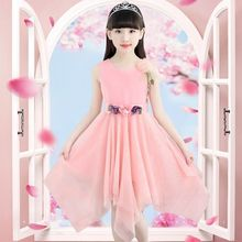 Summer Dress Girl Princess Dress Kids Girls Dresses Floral Sweet Children Party Suits Butterfly Costume Children Clothing he hello enjoy baby girls dress new summer kids girl princess dresses floral sweet dress lovely casual costume children clothing
