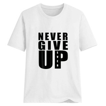 Hillbilly 2019 shein aesthetic new summer never give up shirt sleeve contain ever 90s Gothic casual women shirts