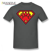 Gay Pride T Shirt Super Bear T-Shirt Short Sleeves 6xl Tee 100 Percent Cotton Print Fun Beach Men Tshirt