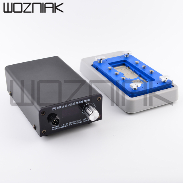 MIJING CH5 INTELLIGENT MAINBOARD LAYERED WELDING PLATFORM FOR IPHONE X XS XSMAX 1