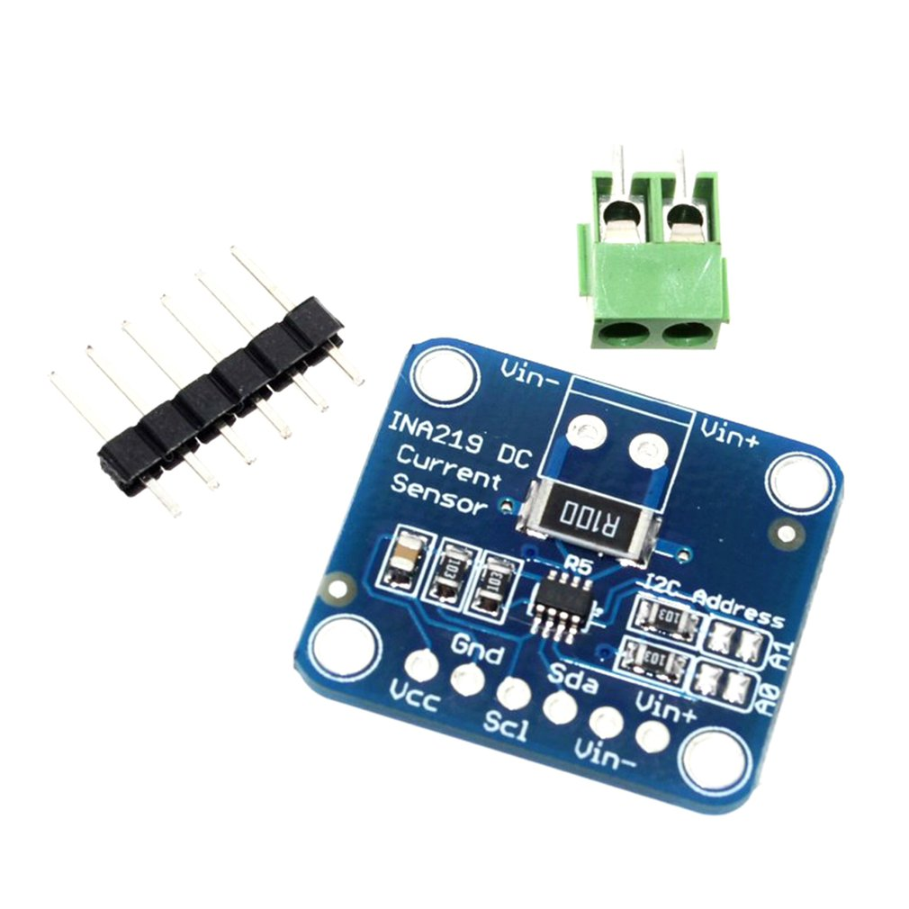 INA219 I2C Bi-directional DC Current Power Supply Sensor Breakout Module