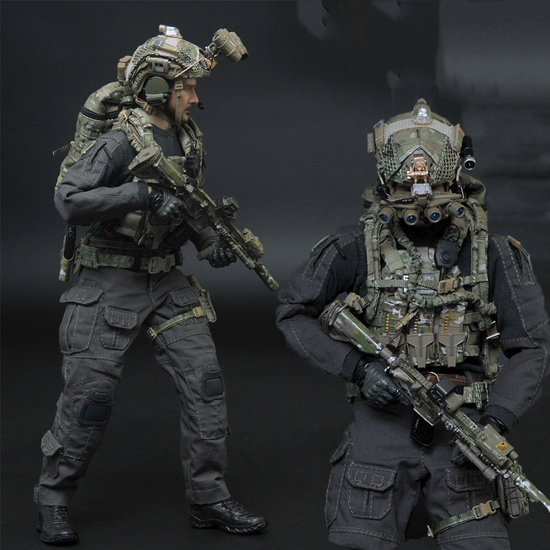 Pre-order 1//6 Scale Mini Time Toys Female Soldier HALO M017 Action Figure