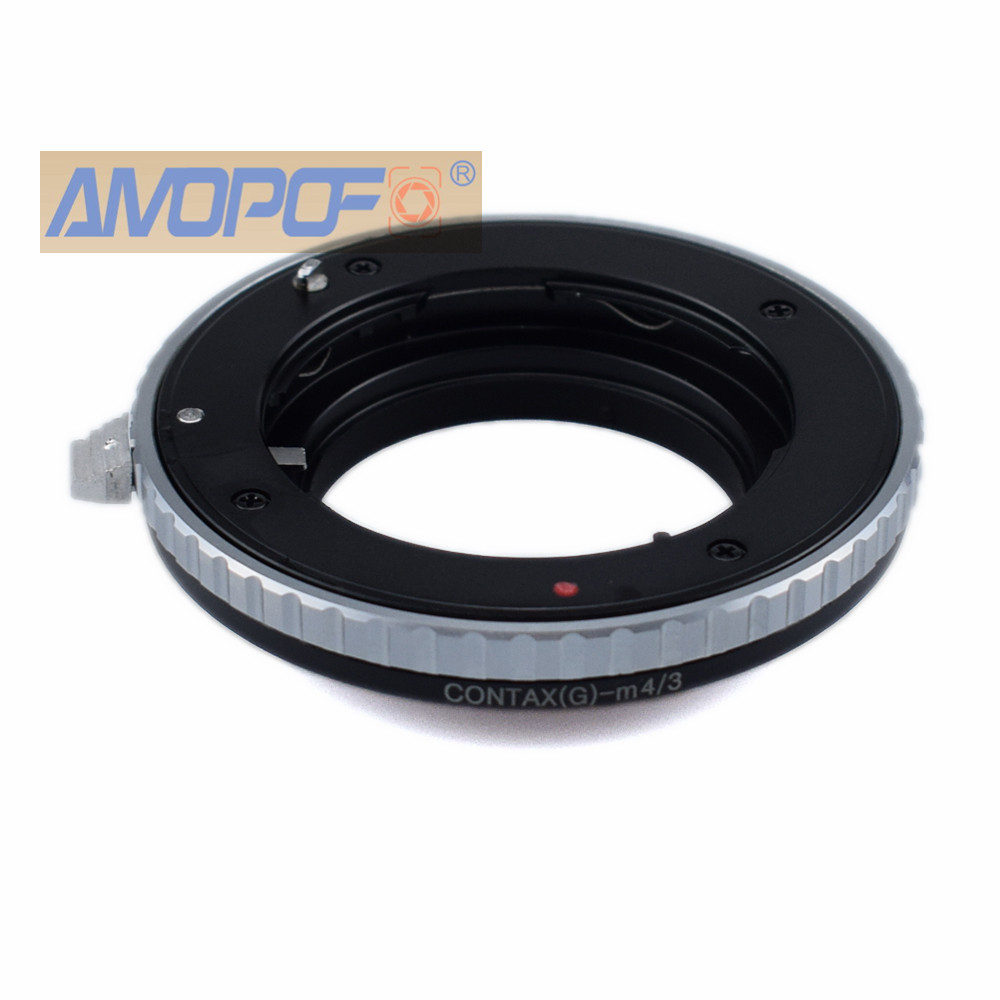 Pro Optic Contax G Lens to Micro 4//3 Body Adapter
