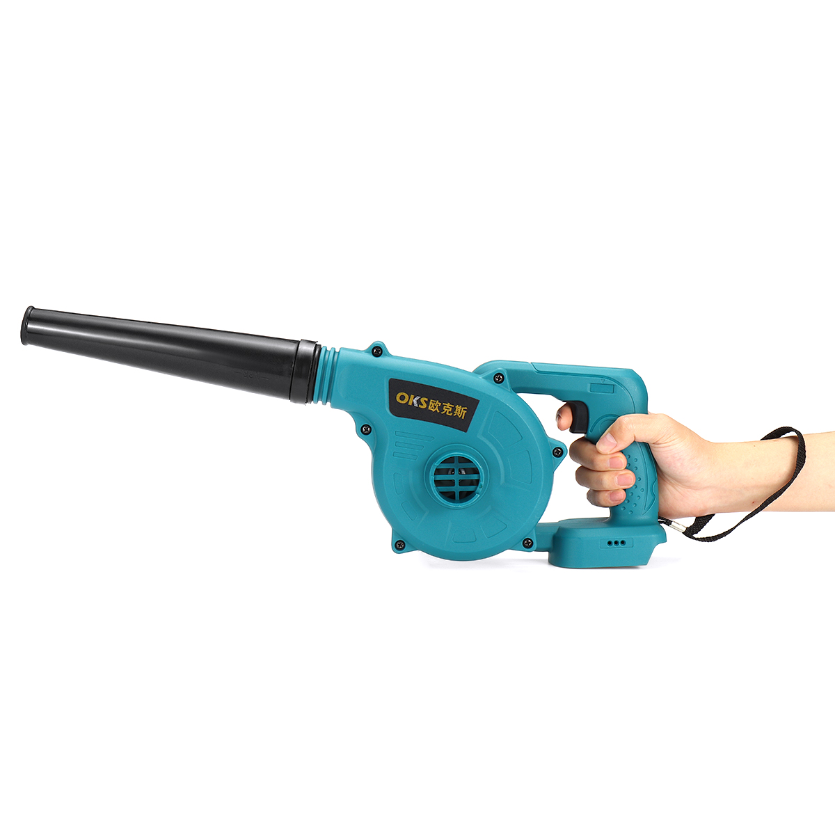 Cordless Electric Air Blower & Suction Handheld Leaf Computer Dust Collector Cleaner Power Tool For Makita 18V Li-ion Battery