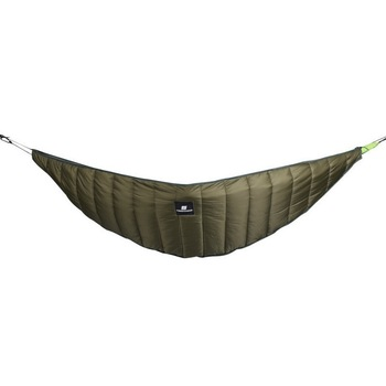 Outdoor Ultralight Camping Hammock Thick Hammock Underquilt Full Length Winter Warm Cover Windproof Warm Hammock Cotton Cover цена 2017