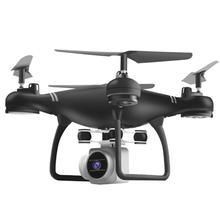 Квадрокоптер с дистанционным управлением, летательный аппарат со складным вертолетом на радиоуправлении, Wi Fi, HD камера для аэрофотосъемки, время полета 10 минут