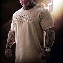 2019 new summer fashion mens T shirt casual streetwear brand mens jogger short sleeved round neck T shirt
