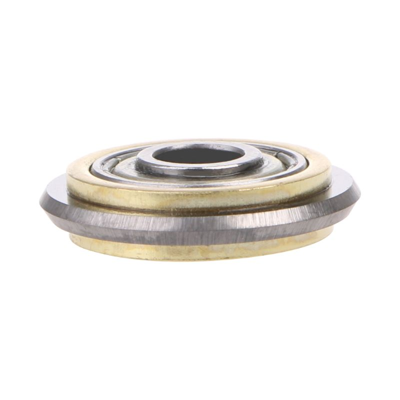 Manual Tile Brick Cutter Rotary Bearing Wheel Replacement For Cutting Machine 22mm