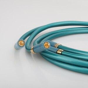Image 2 - Hifi A55 Ortofon câble RCA amplificateur CD haut de gamme interconnecter 2RCA à 2RCA câble Audio mâle