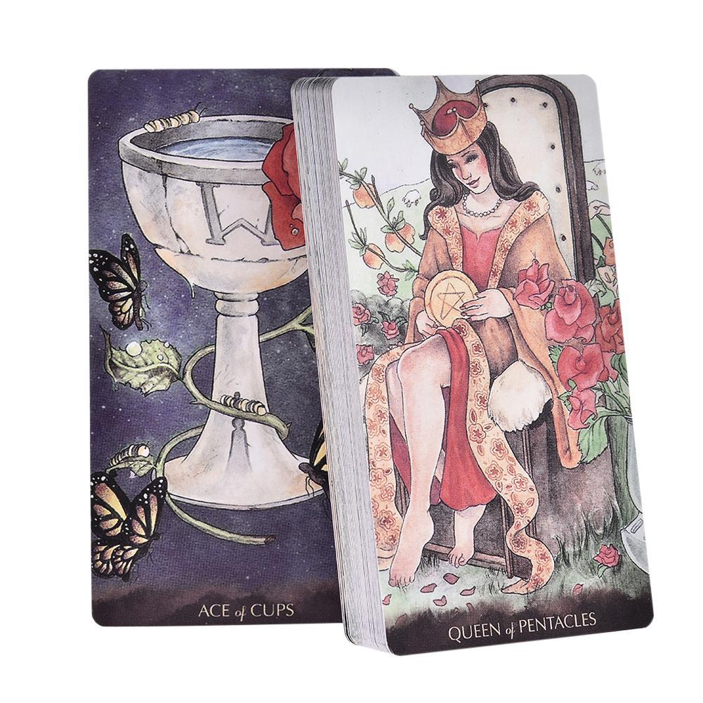 78 Tarot Of The Little Prince Tarot Cards Full English Tarot Card Mysterious Prophecy Tarot Card Family Party Card Game Card