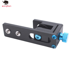 Image 3 - 2020 Profile X axis Synchronous Belt Stretch Tensioner For 3D Printer Creality CR 10/20 CR 10S Pro Ender 3/5 Anet E10 a8 Parts