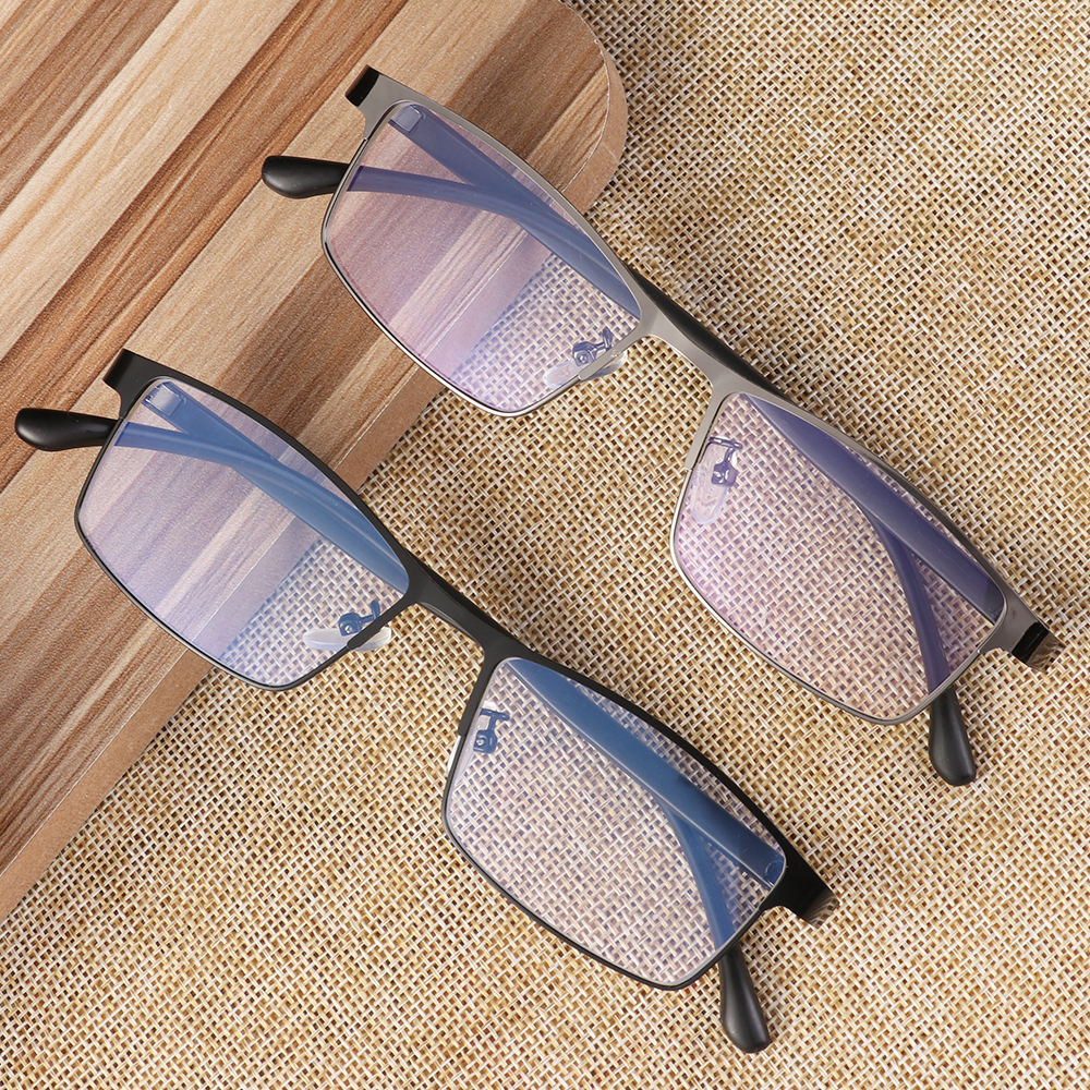 Fashion Unisex Anti-blue Light Glasses Computer Goggles Radiation Protection Eyeglasses Gaming Reading Flat Mirror Eyewear
