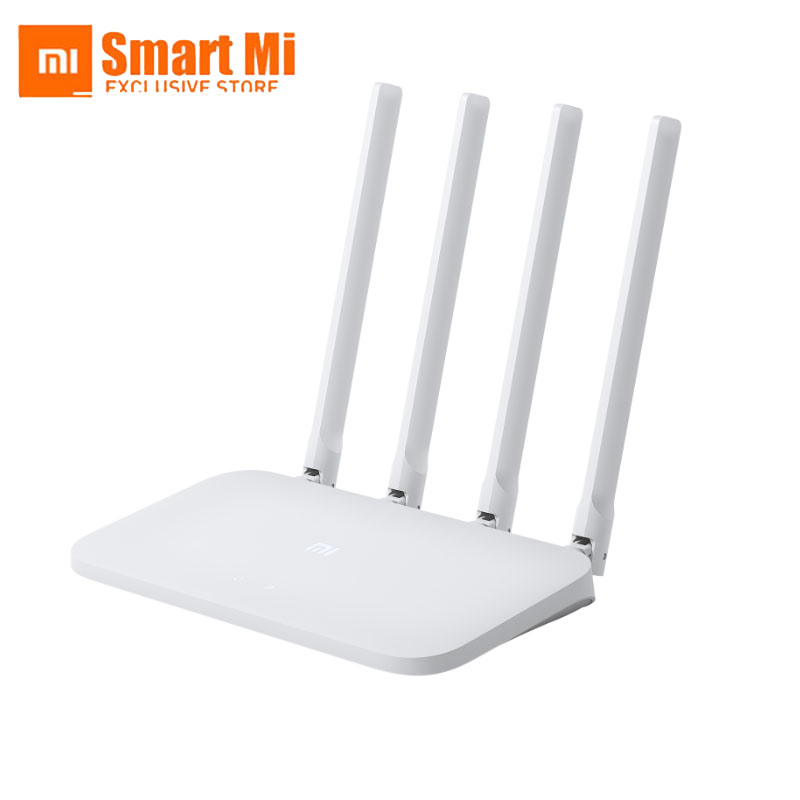 Original Xiaomi Mi Wireless WiFi Router 4A Dual Band 2.4Ghz 5.0Ghz Repeater WDS Android IOS Phone APP Control Network Extender image