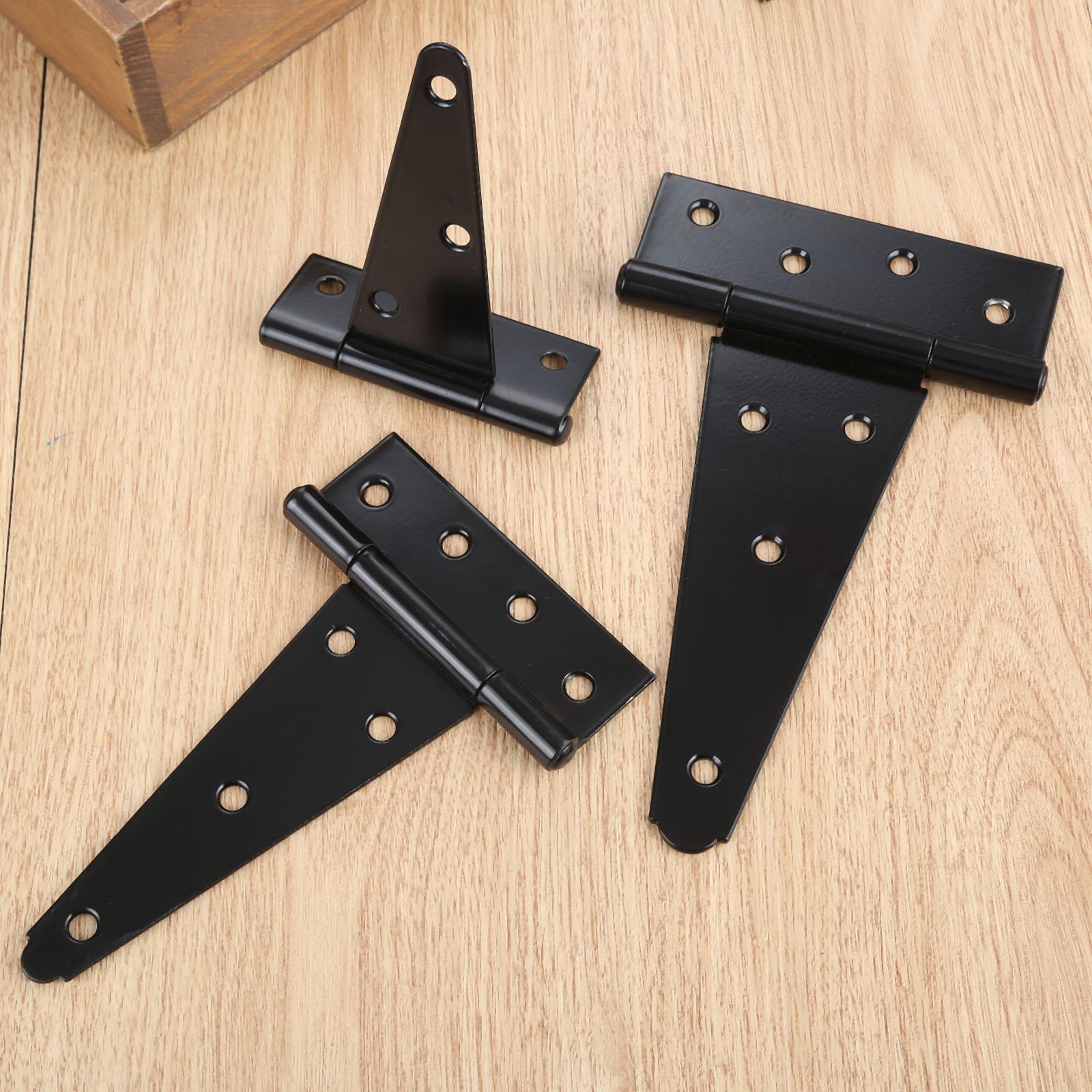 4/5/6inch Tee Hinge Wooden Box Case Industry Hinge Tool Box Wood Gate Door Heavy Thickening Hinge Furniture Hardware Pakistan