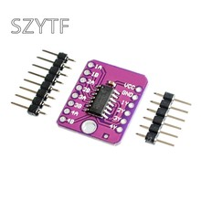 MCU-7400 2 SN74HC00D Quatro-Way-Input Positivo e Não-Portão Placa de Desenvolvimento do Módulo