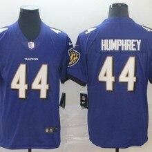 Мужская футболка Marlon Humphrey Baltimore#44 Ravens