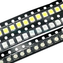 100pcs Super Bright 3528 1210 SMD LED Red Green Blue Yellow Warm White RGB Pink UV Orange LED Diode 3.5*2.8*1.9mm