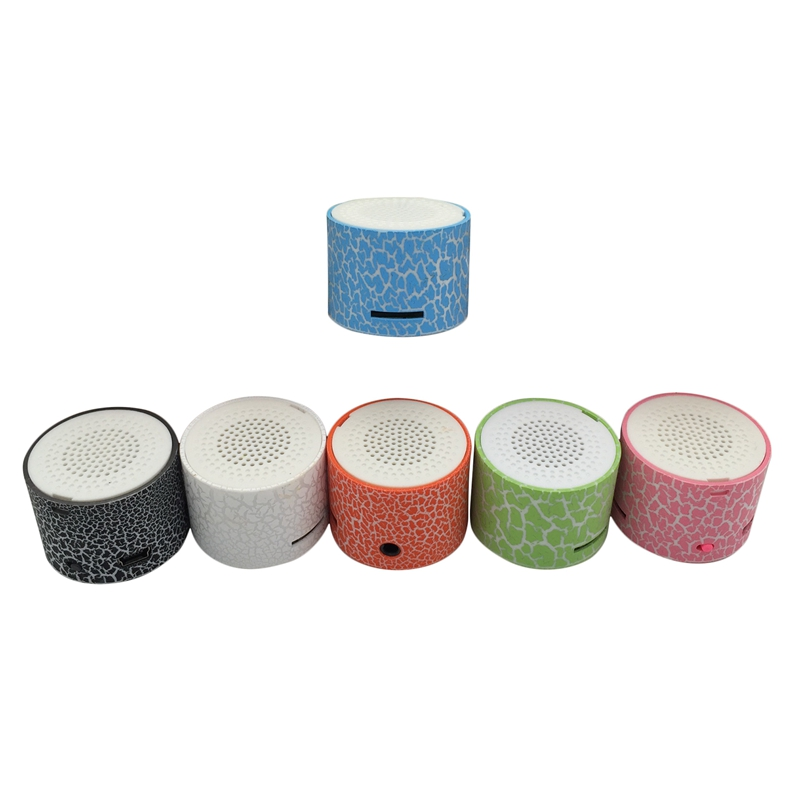 Portable Mini Stereo Speaker Small Loudspeaker Hand-Free Mic TF SD Card U Disk MP3 High-Definition Sound MP3 Music Player Candy