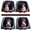 Ручная рукоятка для рычага переключения передач  ручка для стайлинга автомобиля  5  6 скоростей  мяч для VW Volkswagen Golf 5/6 MK5/6 Scirocco(2009) octavia  2019