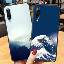 3D Luxury Matte Silicone Case For Meizu Note 9 16 th 16 S case 16 xs Flower Cute Cartoon Soft Back Cover meizu note 9 phone case(China)