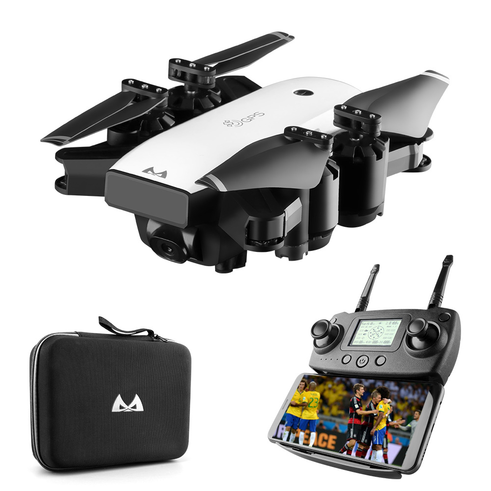 Bobcat S20 Folding GPS Unmanned Aerial Vehicle Positioning Return Profession Aerial Photography Quadcopter Telecontrolled Toy Ai