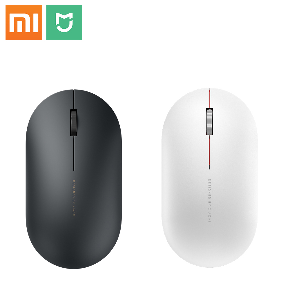 Xiaomi Mi Wireless Mouse 2 Portable Game Mouses 1000dpi 2.4GHz WiFi Link Optical Mouse Mice Mini Ergonomic Portable Mouse
