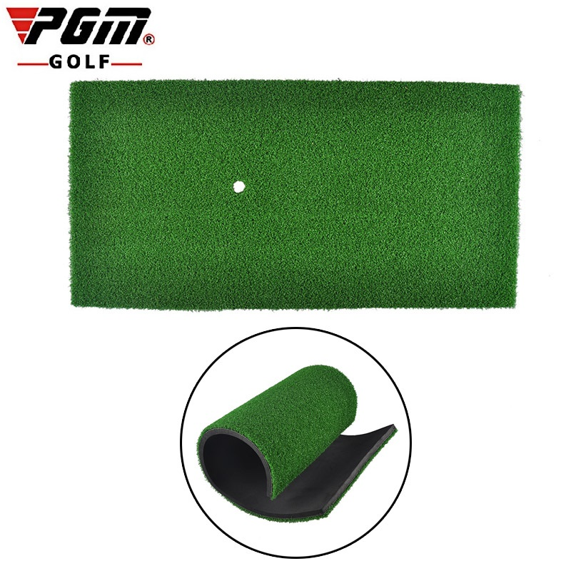 PGM 60x30cm Golf Mat Golf Training Aids Outdoor/Indoor Hitting Pad Practice Grass Mat Game Golf Training Mat Grassroots