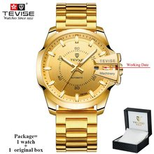 TEVISE Luminous Men Watch Fashion Luxury
