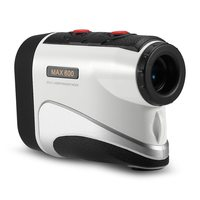 600M Laser Rangefinder Precision Range Finder 6X Magnification Distance Meter Angle Height Range Finder for Horse Racing