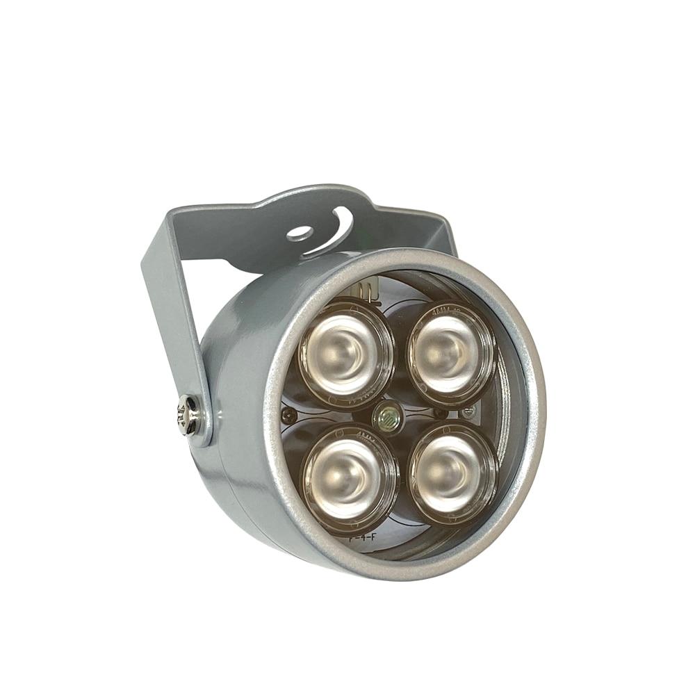 Mini IR CCTV LEDS 4 Array IR Led Illuminator Light IR Infrared Waterproof Night Vision CCTV Fill Light For CCTV Camera IP Camera