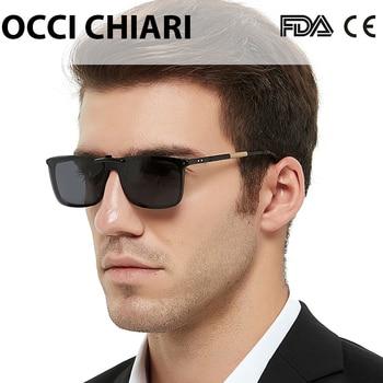 Anti-blue glass Glasses Frame Eyeglasses Frames clip Men Acetate Male Fashionable Spectacle Optical Black W-COSCO