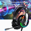 2020 PS4 Headset Gaming Headphone with Microphone PC Noise Cancelling RGB Light Over Ear USB Headphone for Computer Xbox PS5 discount