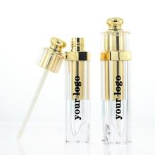 Lipgloss Container Lip Gloss Tube Private Label Cosmetics Packaging Bulk Custom Logo Empty Makeup Bottles Wholesale Make Brand