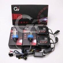 AES 최고 품질 S45 바이 크세논 HID 키트 9005 9006 H1 H7 전구 45W 빠른 밝은 밸러스트 자동 자동차 크 세 논 헤드 램프 키트