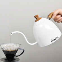 Brewista Gooseneck Stovetop Kettle pour over coffee pot 700ml SUS304 stainless steel Coffee Kettle Pour Over Drip Coffee and Tea
