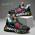 Spring Kids Sports Shoes 2021 Fashion Mesh Casual Children Sneakers For Boy Toddler Baby boys Breathable Sport Shoe