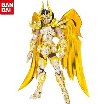 """Japan Anime """"Saint Seiya"""" Original BANDAI Tamashii Nations Saint Cloth Myth EX Action Figure - Capricorn Shura GOD CLOTH 1"""