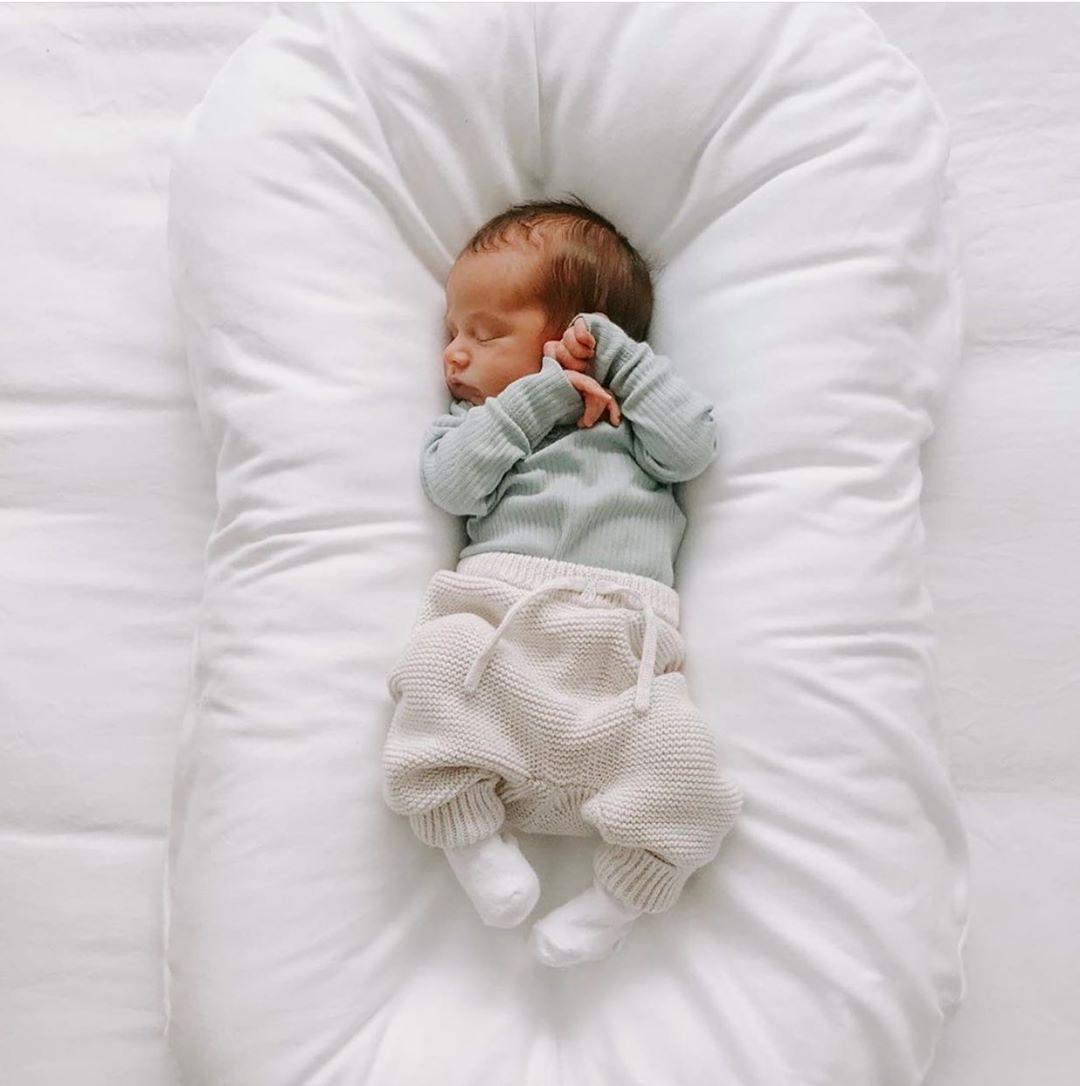 Baby Nest Bed Portable Crib Newborns Lougner Cots Nursery Sleep Nest Infant Cradle Baby Bassinet Children's Bed Carry Cot