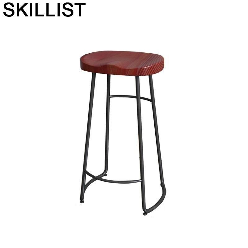 Tabouret Comptoir Sandalyesi Sedie Stoel La Barra Sedia Taburete Stuhl Bancos De Moderno Silla Cadeira Stool Modern Bar Chair